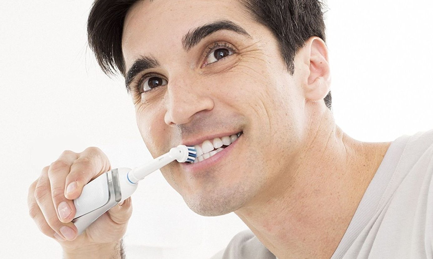 Oral-B Smart Series 4000: Modos de limpieza